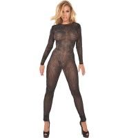 ledapol 2298 latex overall stretch - 3D geprinte latex catsuit