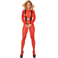 ledapol 2955 latex harness set - 3D geprinte latex harness